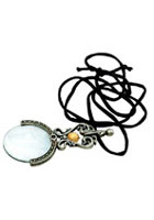 Magnifying Lenses and Letter Openers